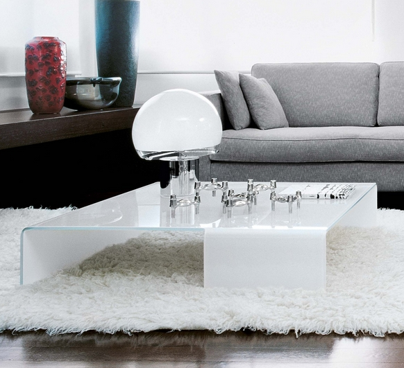 Couchtisch Flach Modern Tables Basses Modernes - 47 Idée De Salon Contemporain