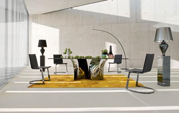 Moderne Esszimmer Mobel Roche Bobois - Design