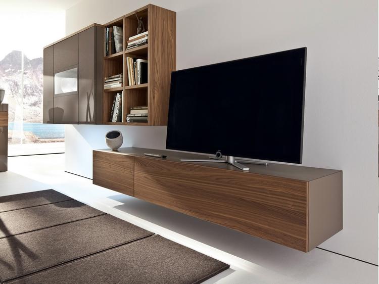 Meuble Tv Suspendu 25 Idees Pour Un Interieur Elegant