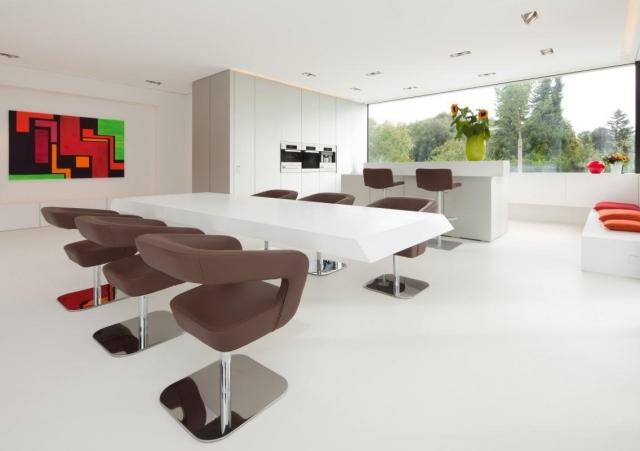 Table salle à manger moderne- 30 idées originales
