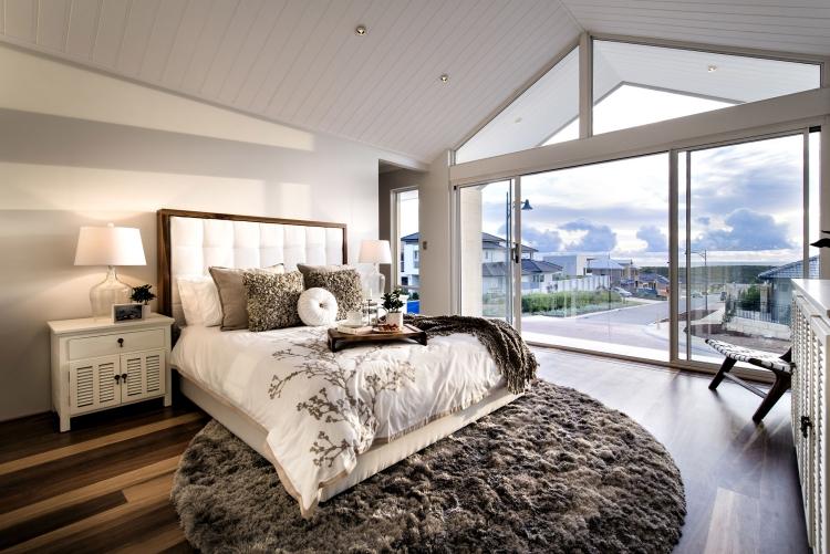 Chambre à coucher contemporaine \u2013 55 designs élégants