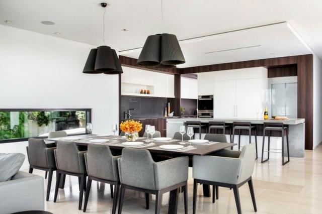 Suspension Luminaire Design Italien | Meuble Télé Couleur Bois 2 ...