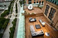 Meubles de terrasse design par Dedon- toit-terrasse de luxe