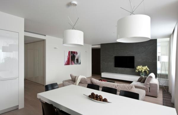 Salon Moderne Futuriste