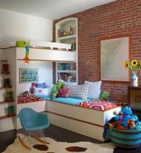 Lit pour enfant peu encombrant: mezzanine, surlev, gigogne