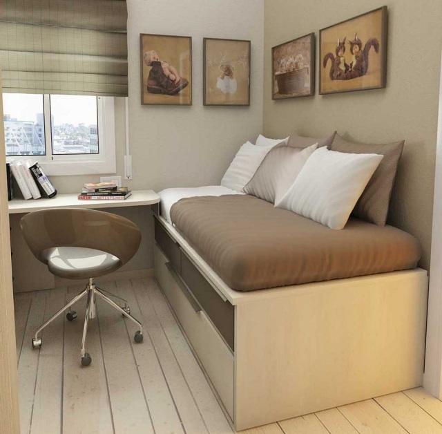 Petite chambre ado en 30 idées fascinantes pour votre enfant!