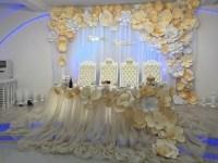 105 ides dcoration mariage  fleurs, sucreries et bougies