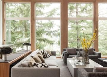 Intérieur De La Maison | Rénovation Cuisine Rustique Modele De ...