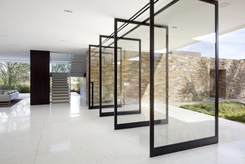 Porte d\u0027entrée originale \u2013 25 designs modernes ou tape-à-l\u0027œil