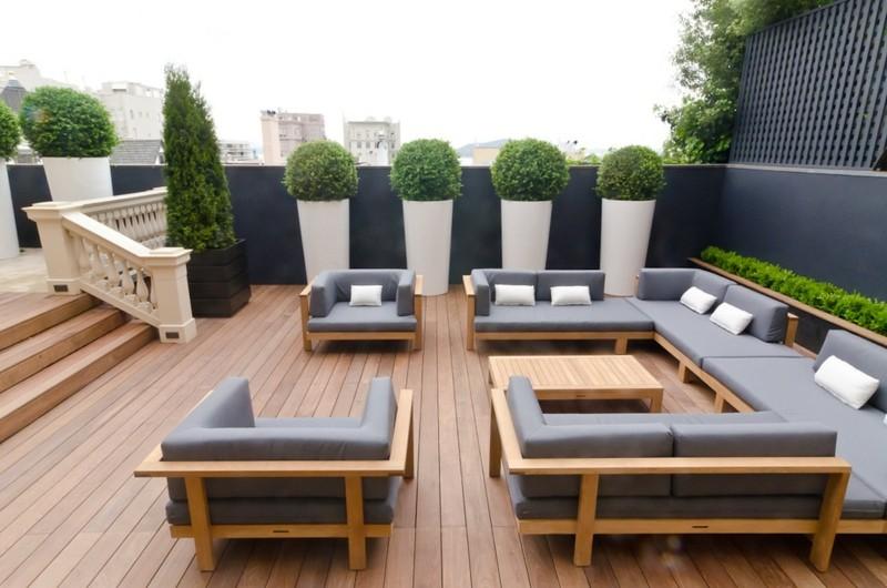 Idee Amenagement Terrasse En Hauteur | Plage Piscine Aix Les Bains