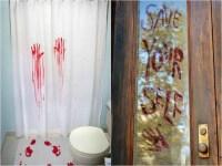 Faux sang fait maison- maquillage, costume et dco Halloween