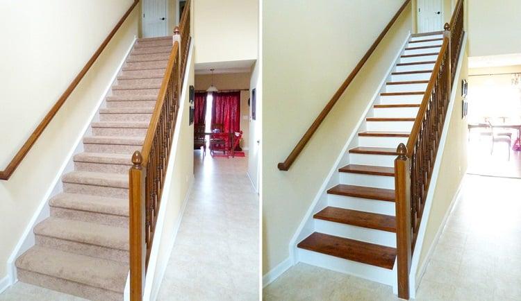 Renovation Escalier Et Idees De Decoration 78 Photos