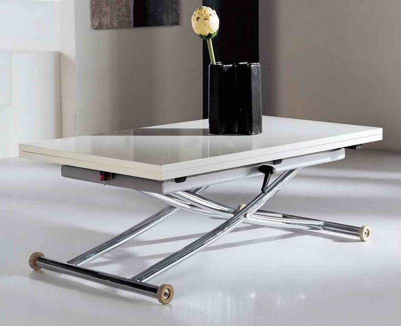 Grande Table Pliante Ikea Table Gain De Place - 55 Idées Pliantes, Rabattables Ou