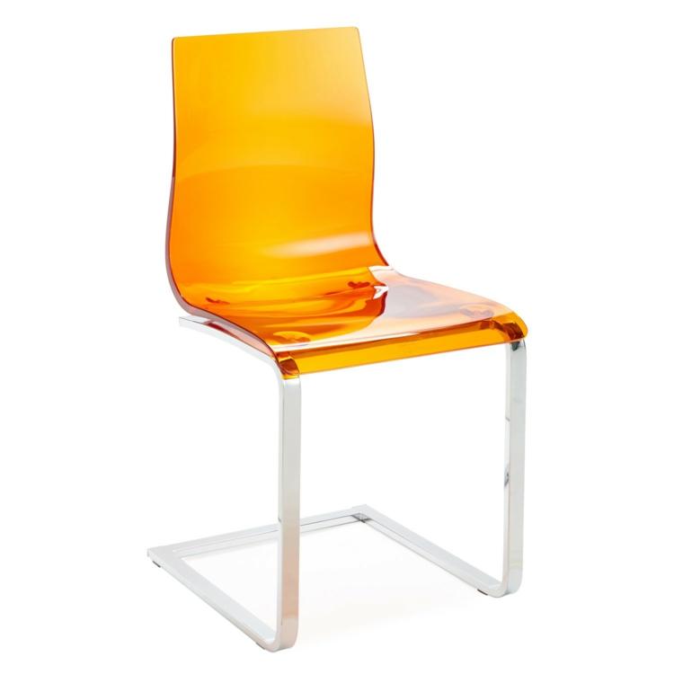 Chaises Transparentes Roche Bobois