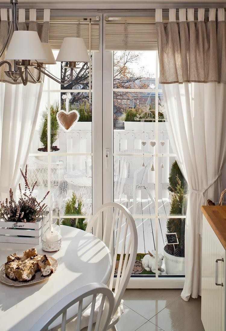 rideaux pour la cuisine la redoute rideaux cuisine new rideaux pour cuisine moderne. Black Bedroom Furniture Sets. Home Design Ideas