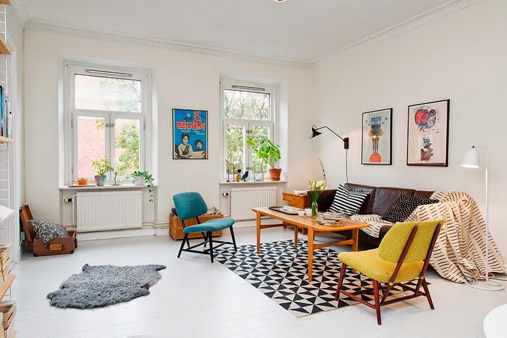 Meuble Scandinave Salon