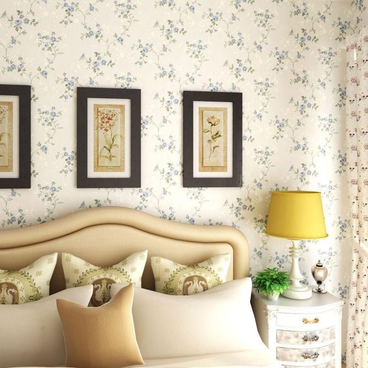 Wallpaper Dinding 3d Ruang Tamu Papier Peint Vintage Et Int 233 Rieurs Vari 233 S Un M 233 Lange De