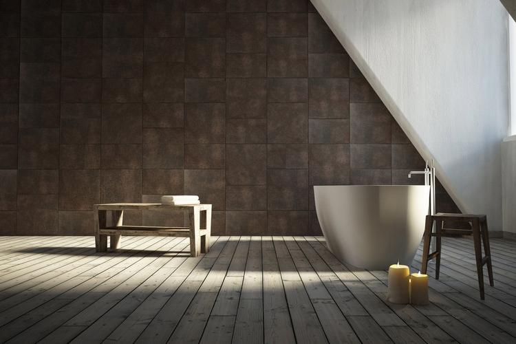 3d Wallpaper For Bedroom Walls Parement Int 233 Rieur Bois Ou Pierre Et Tapisserie Murale Moderne