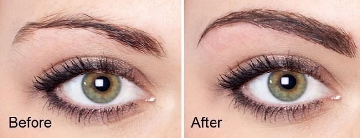maquillage permanent sourcils réussi effet naturel
