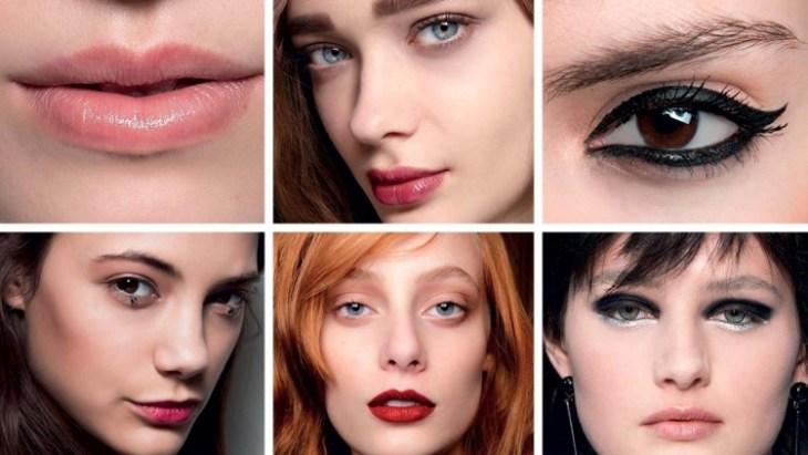 maquillage tendance 2016 idées yeux lèvres défilés mode