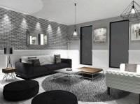 Dcoration noir et blanc - 6 intrieurs exclusifs ultra ...