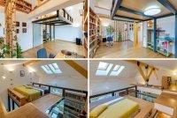 Lit mezzanine 2 places - 9 ides gain de place chambre adulte