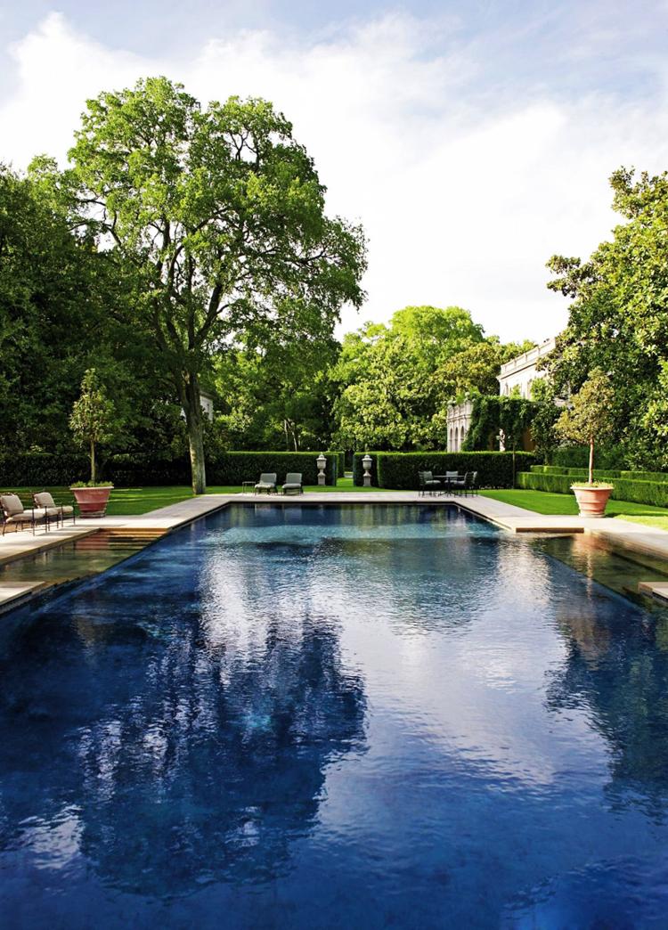 Bordure Jardin Moderne