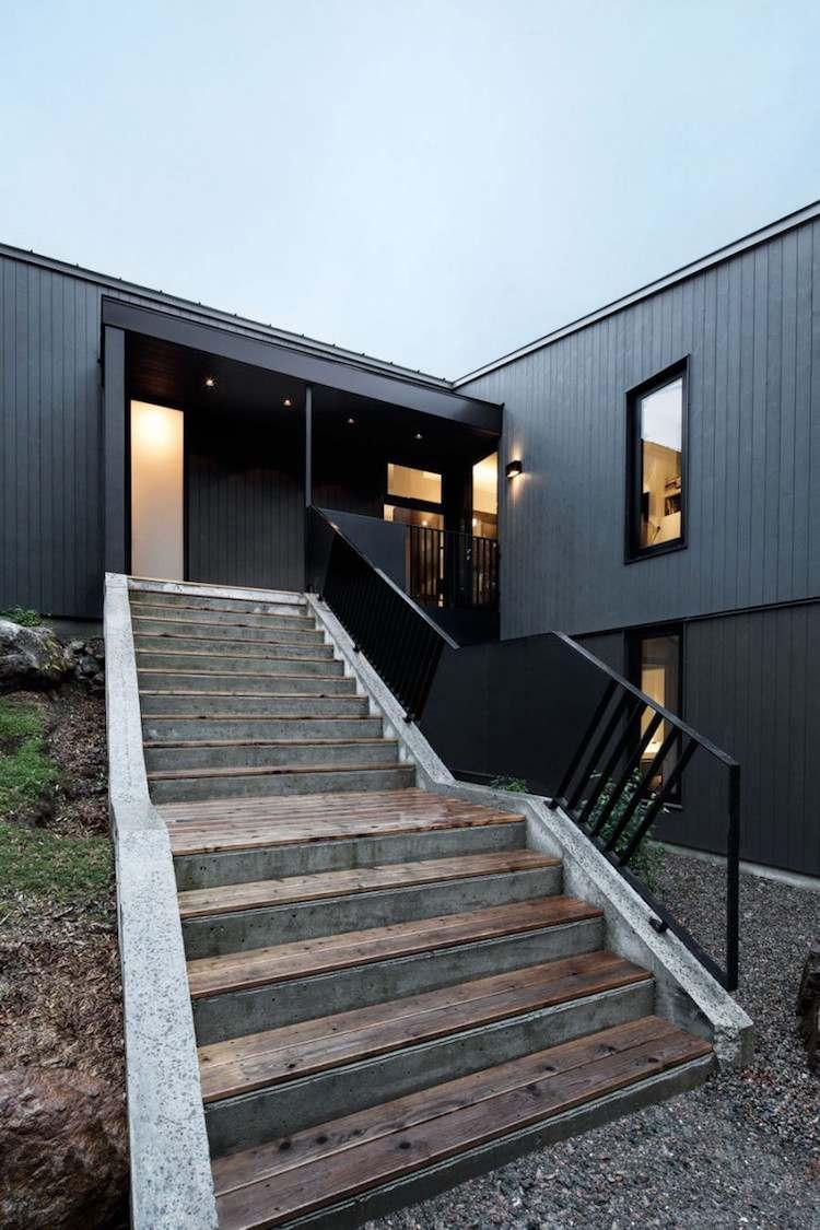 Terrasse Design Beton | Allee De Jardin Beau Stunning Allee De ...