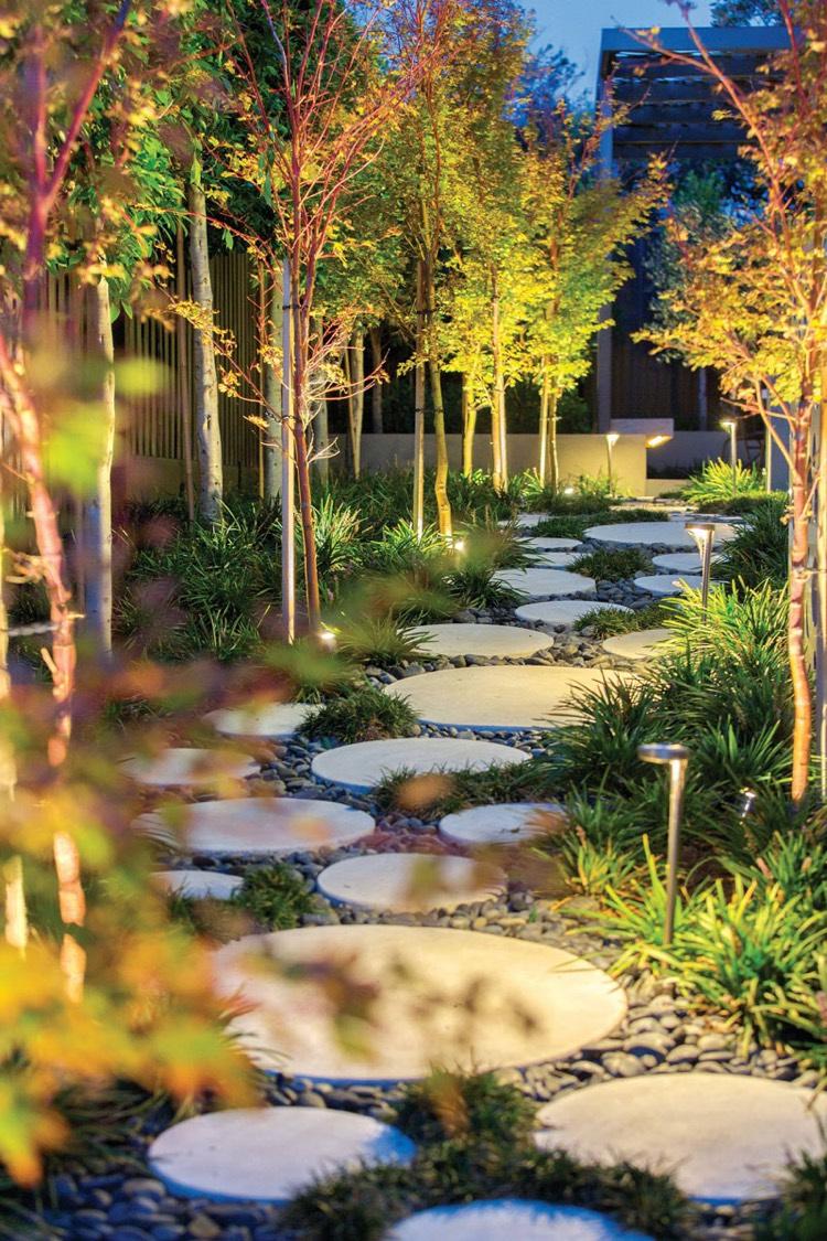 Deco Galet Japonais | Plantes Zen Exterieur Amnagement Paysager ...