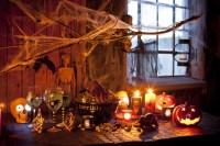 Dco Halloween maison et porche en 18 ides modernes et chics