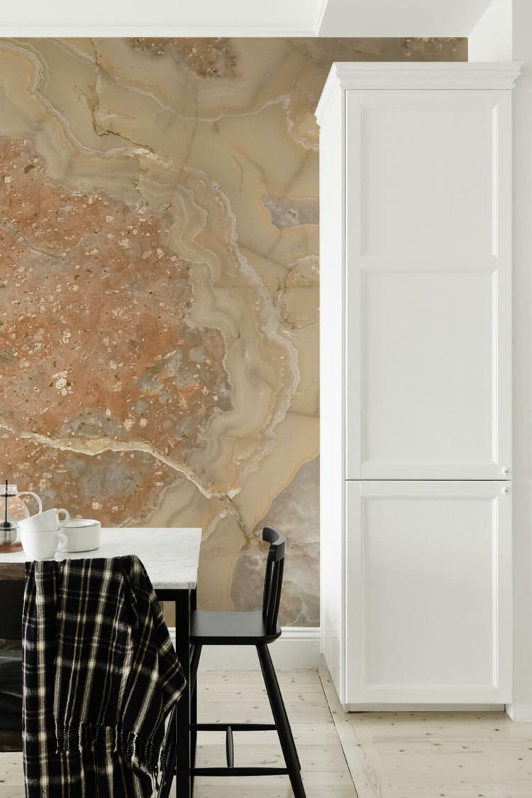 3d Effect Wallpaper For Living Room Papiers Peints Trompe L Il Un Jeu Formidable D Effets