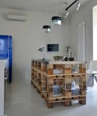 Faire des meubles avec des palettes en bois pour l ...