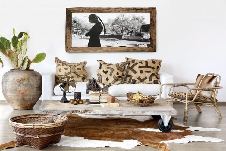 Tendance déco salon \u2013 un mix de couleurs et de meubles trendy à adopter