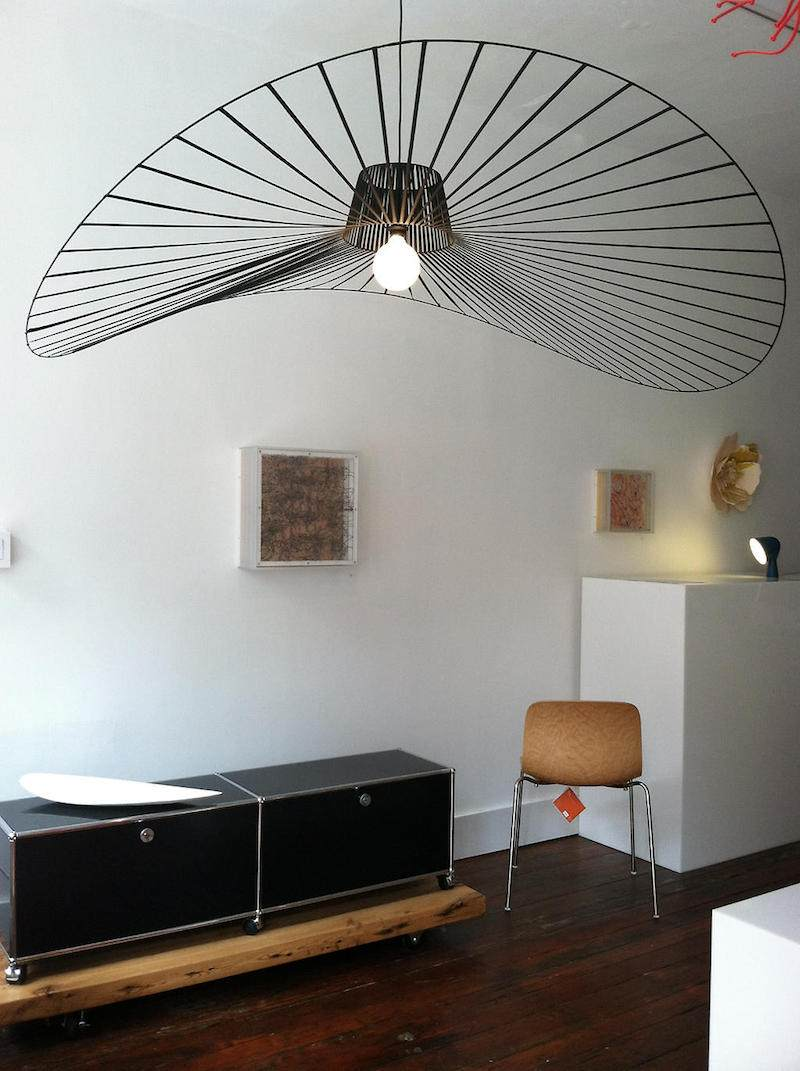 Lustre Style Vertigo Suspension Style Vertigo Great Chapeau En Laine U Un Bisou With