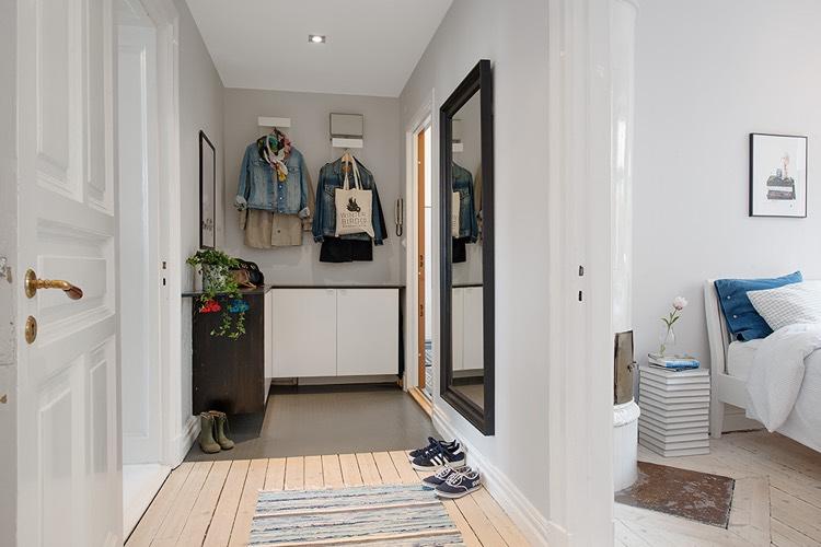 Entree Appartement Deco