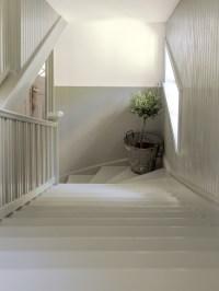 Ide dco peinture intrieur maison les murs bicolores ...