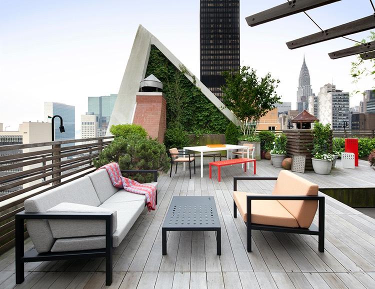 Salon De Jardin Pour Terrasse Appartement
