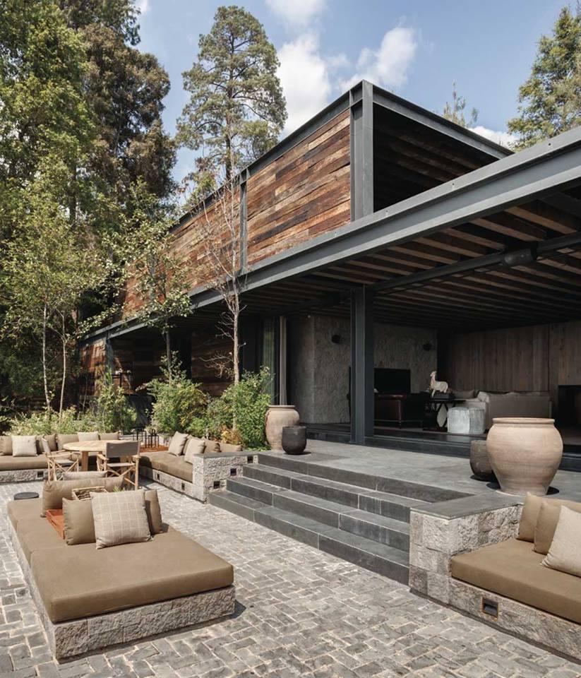 Idee Terrasse Bois | Plot Beton Terrasse Bois Pour Douane Terrasse ...