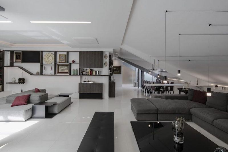 Design Interieur Villa Moderne