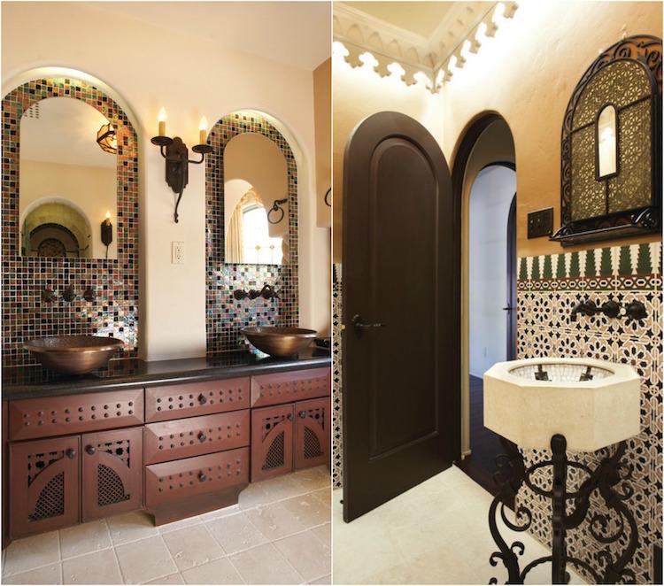 Design D\'intérieur De Salle De Bain Arabe | Canapé Lit D\'occasion ...