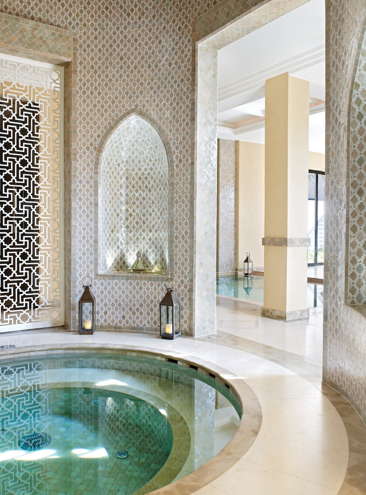Salle De Bain Style Marocain