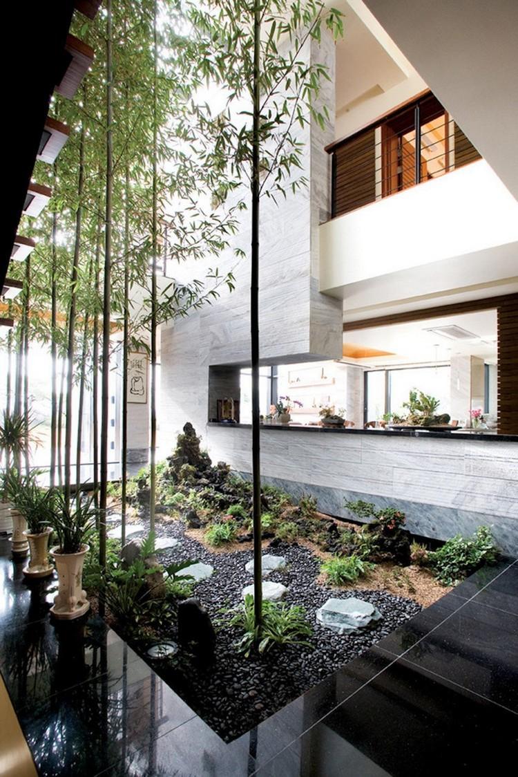 Petit Jardin Zen D\'intérieur | Jardin Japonais D Interieur Petit ...