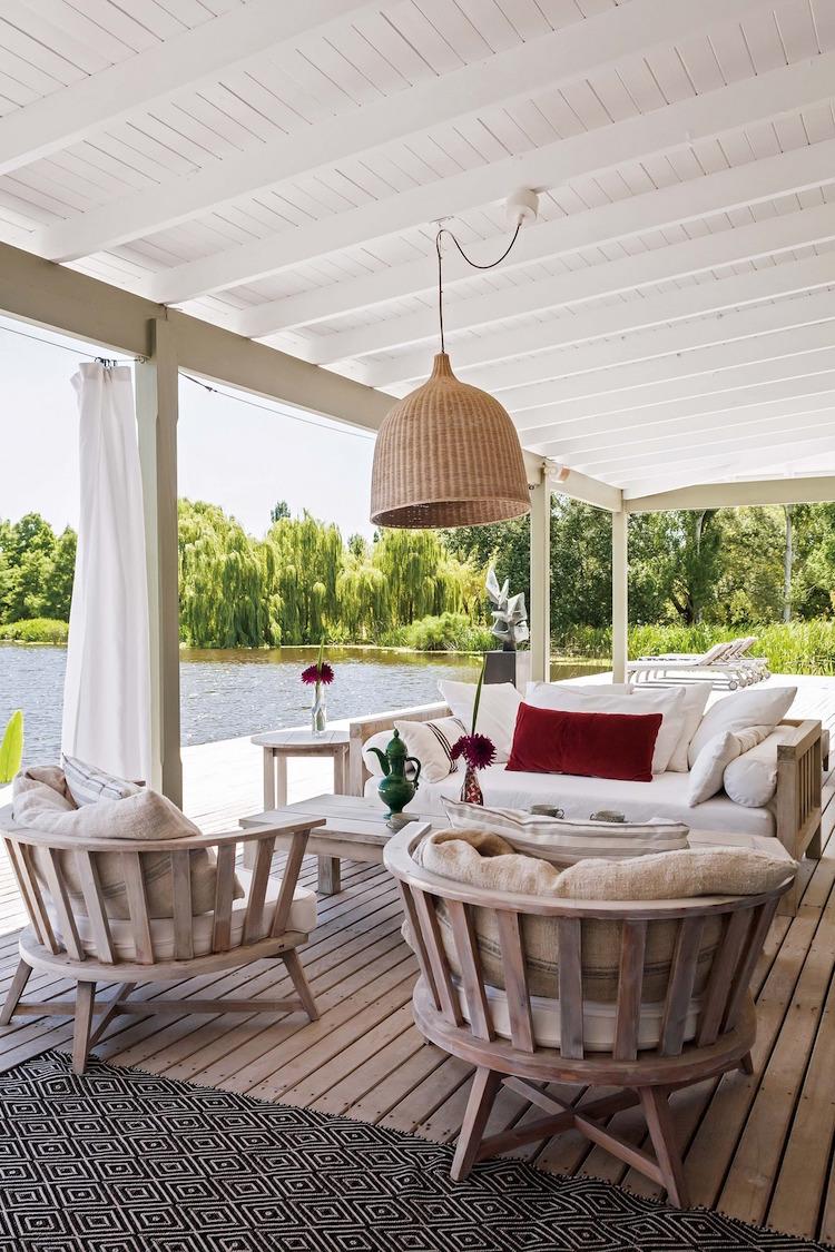 Salon De Jardin Pour Terrasse Appartement | Vente De Mobilier D ...