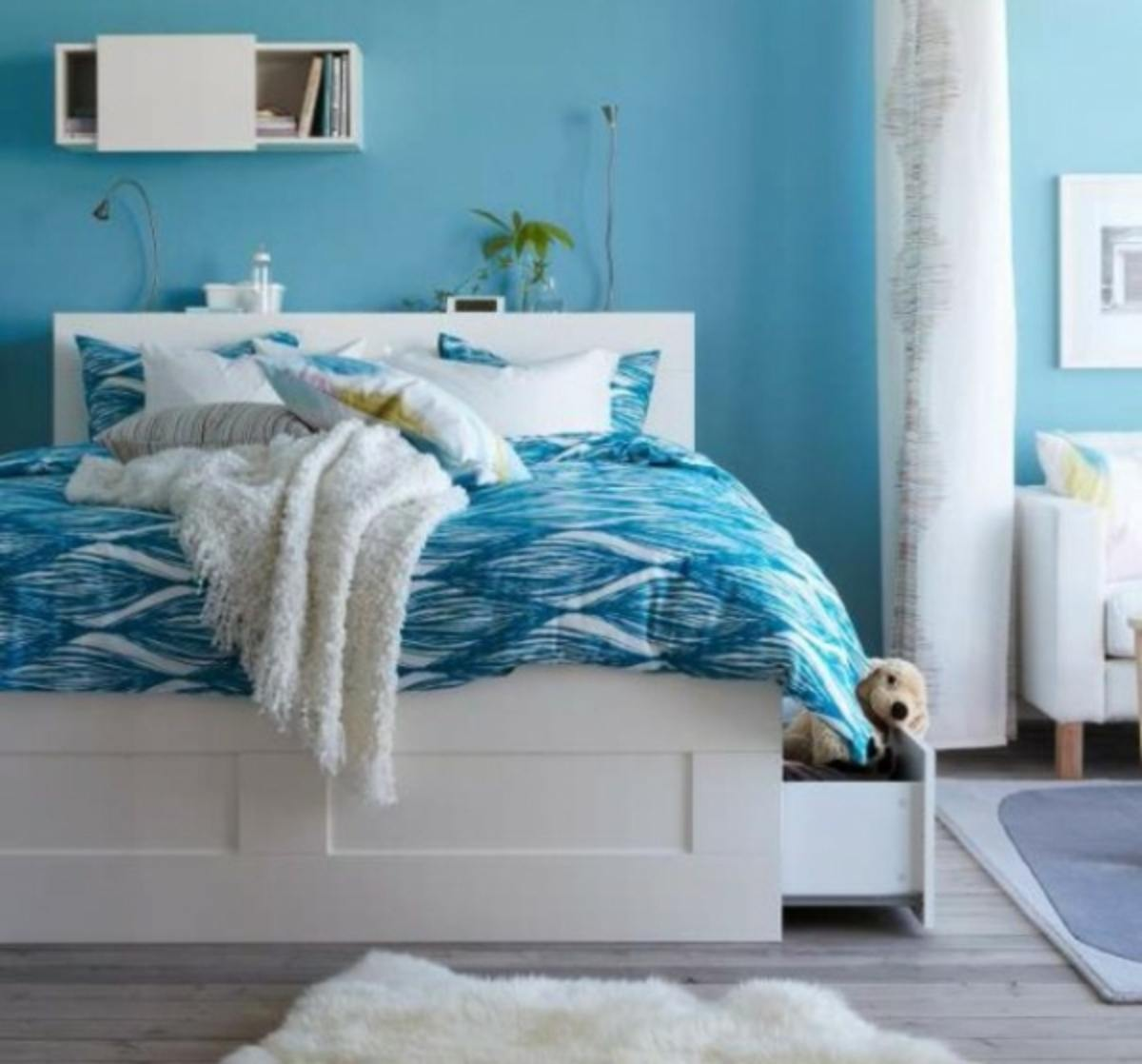 12 Great Designs For Complete Ikea Bedroom