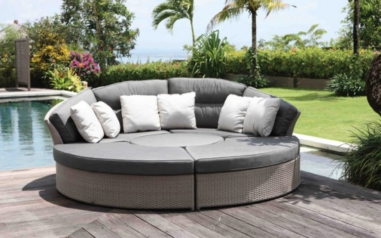 Lounge Furniture For Garden And Patio With Fashionable