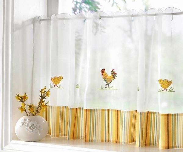 Kitchen curtains