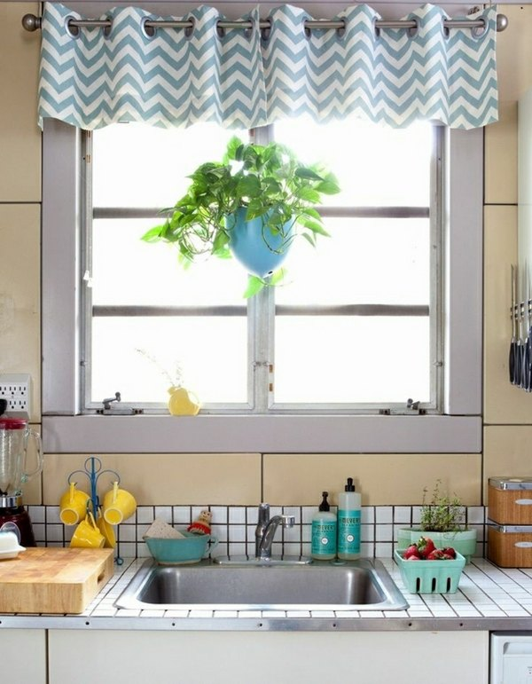 Küche Vorhänge Kitchen Curtains - Modern Interior Design Ideas