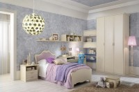 20 awesome girls room furniture ideas in classic style