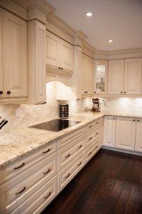 Giallo Ornamental granite countertops add elegance in the ...