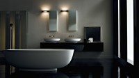 Bathroom light fixtures - 25 contemporary wall and ceiling ...